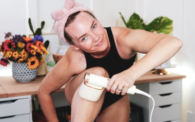 IPL Laser HAIR Removal At HOME