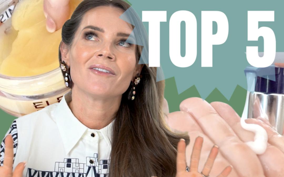 TOP TIPS: My TOP 5 Skin TIPS
