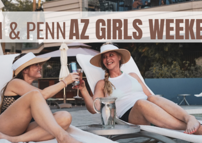 SANCTUARY Camelback Mountain Resort & SPA: Best Scottsdale Girls Weekend + Itinerary