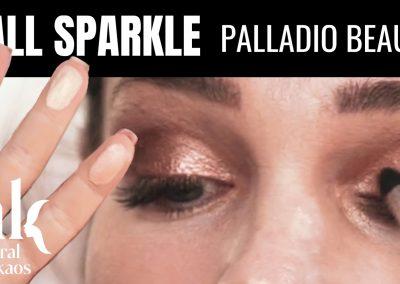 Amazon Live: Palladio Sun-Kissed Mirage Eyeshadow Highlighter Palette Natural Kaos Skincare